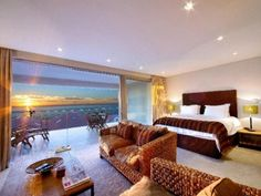 Cape Blue, Camps Bay - all you need in one room.