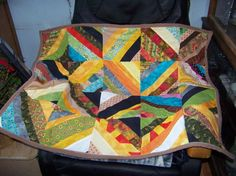 Scrap Quilting: Learn How To Quilt With Scraps In This Online Class - Phone book quilt