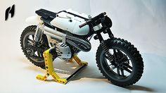 Lego Technic Scrambler (MOC)