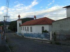 Igreja Matriz - Jacinto MG