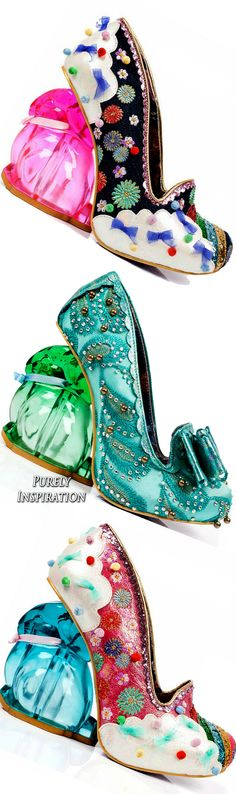Irregular Choice Hoppity & Rainbunny Platforms | Purely Inspiration