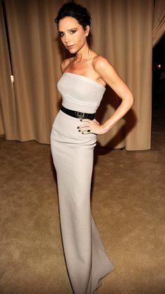 Victoria Beckham's Most Stylish Looks Ever - February 26, 2012 from #InStyle
