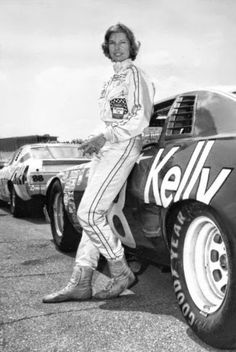Janet Guthrie was the first woman to qualify for and race in the Indy 500.