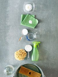 Green Cleaning Recipes: Do-It-Yourself Cleaners and Simple Tips - BHG.com