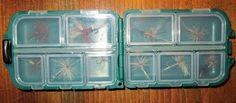 Ten Fishing Flies Gift  Assortment in Fly by Call of the Wild Flies, $24.45