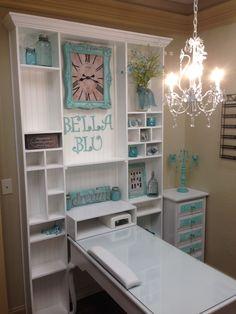 Super Ideas For Salon Furniture Ideas Beauty Nail Salon Design, Home Nail Salon, Nail Salon Decor, Salon Interior Design, Beauty Room Salon, Beauty Room Decor, Beauty Nail Salon, Nail Desk, Nail Room
