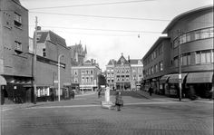 Het Gangetje (1950). Leiden, Netherlands, Holland, Street View, History, City, Beautiful, The Nederlands, The Nederlands