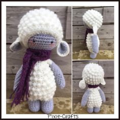 Pixie-Crafts • Today's completed order is this super cute Lupo...