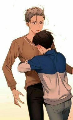 Hot Anime Boy, Anime Guys, Anime Male, Haikyuu, Fanfiction, Manga Bl, Fanart, A Guy Like You, Romance
