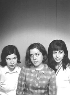 to be Sleater-Kinney.. all of them.