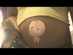 Faszinierendes Video zeigt Schwangerschaft aus Babys Sicht - NetMoms.de