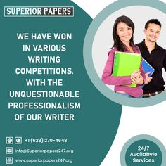 Call Or WhatsApp: +1 628 270 4648 ; superiorpapers247@gmail.com #superbwriters #bestwriter Best Essay Writing Service, Paper Writing Service, Academic Writing Services, Thesis Writing, Sample Paper, Business And Economics, Custom Writing, Term Paper, Good Essay