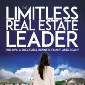 The Limitless Real Estate Leader by Brenda Fontaine - OnlineBookClub.org Book of the Day! @fontaineteam @OnlineBookClub