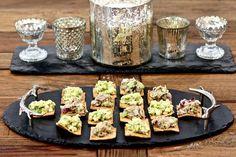 Mayo Free Egg & Tuna Salad Bites - Check out this great Van's Food recipe and savings!  #ad