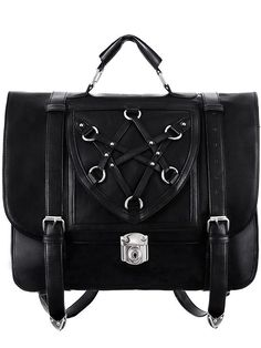 This amazing 3 way boho witch Messenger Expandable bag made of high quality sturdy faux-leather. The bag is expandable with adjustable two side strap belts and open with magnetic buttons hidden under