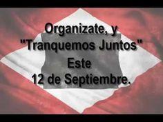 12 de Septiembre ¡Tranca tu Calle! #Resistencia