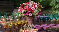 camila gysling centerpiece flowers