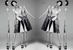 'Upon Reflection' Ava Smith by Johan Sandberg for Mixt(E) Spring Summer 2013 1