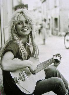 Brigitte Bardot Brunette | LOA Lessons from Brigitte Bardot
