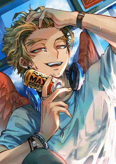 Anime: My Hero Academia My Hero Academia Memes, Hero Academia Characters, My Hero Academia Manga, Buko No Hero Academia, Anime Characters, Fictional Characters, Hot Anime Boy, Cute Anime Guys, Boku No Hero Todoroki