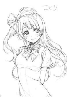 Want to have your own character in anime ? #anime #animeportrait #animecharacter #animemanga #animesketch Anime Character Drawing, Manga Drawing, Manga Art, Manga Anime, Anime Drawings Sketches, Anime Sketch, Cute Drawings, Art Anime Fille, Anime Art Girl