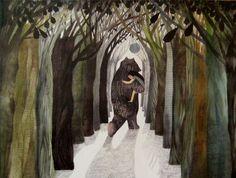 Oméga et l'ourse : beatrice alemagna