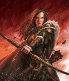 archer Fantasy female