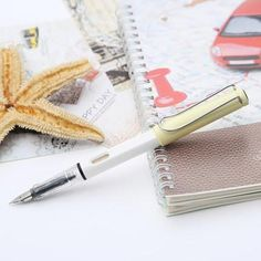 New Hero 0.5mm NIB Dazzle Fountain Pen