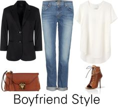 """Dress Like Your Boyfriend"" by chelseagirlfashion on Polyvore"