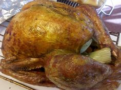 Uncle Bill's Method for Cooking Turkey. Photo by Mama Cee Jay  With all the make aheads I can find--this recipe seems like the easiest way to prepare the Roast Turkey--get it ready and let it roast---no fuss until the last hour! Despite arthritis--a crockpot turkey just doesn't seem appropriate for this special day!