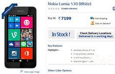 Nokia Store Starts Selling Lumia 530 in India - Nokia WP Blog