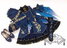"lolita-wardrobe:"" UPDATE: There're Several 【-Lotus with Fragrance-】 Qi Lolita Jumper Dresses Restocked! Jumper Dress, Lolita Dress, Top Photo, Indie Brands, Lolita Fashion, Gothic Lolita, Dress Collection, Alexander Mcqueen Scarf, Boho Shorts"