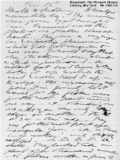 I can't read it but it's still pretty cool. a passage in The Writings of Henry D. Thoreau, Journal 3: 1848-1851 (Princeton: Princeton University Press, 1990), 190.