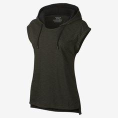 Hurley Dry Women's Short Sleeve Hoodie