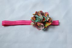 Funky Fancy Fun baby headband $6 please visit www.facebook.com/MandMinthemirror or contact me directly Jodig1223@aol.com