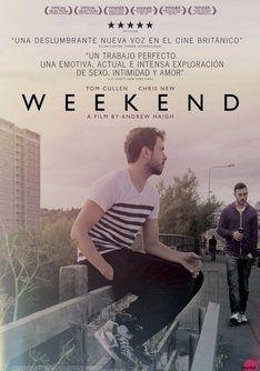 """Tráiler de """"Weekend"""". Información, sinópsis y ficha técnica de la película #películas #movies #films #carteles #posters"""