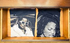 """""""People inspire me for different reasons. I admire Sade's timelessness, Aaliyah's swag, Serena's strength."""""""