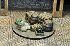 ACC4 – Adventurers' Stores | Otherworld Miniatures