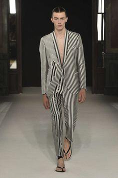 Haider Ackermann, Primavera/Estate 2018, Parigi, Menswear