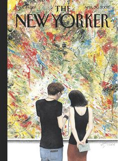 Premium Giclee Print: The New Yorker Cover - April 30 Wall Art by Harry Bliss : The New Yorker, New Yorker Covers, Capas New Yorker, Magazine Art, Magazine Covers, Life Magazine, Vintage Magazines, Cover Art, Giclee Print