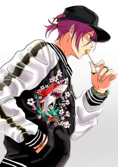 Matsuoka Rin is the perfect man Anime Ai, Fanarts Anime, Hot Anime Guys, I Love Anime, Rin Matsuoka, Otaku, Barakamon, Free Eternal Summer, Splash Free