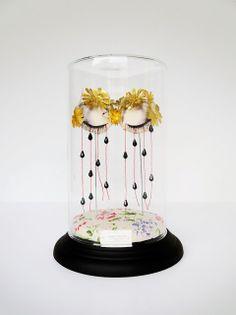 Lyndie Dourthe's amazing work. Black Tears