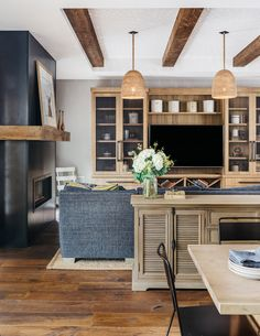 Living Room Trends, Living Room Inspiration, Living Room Interior, Home Living Room, Living Room Designs, Small Living Rooms, Living Spaces, Simple Living Room, Modern Living