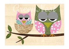 Cute Owl Wallpapers Greennest cute mother and baby