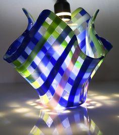 Vessels - Joyce sherwin art, fused glass artist