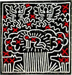 1 image = 1001 words: Keith Haring