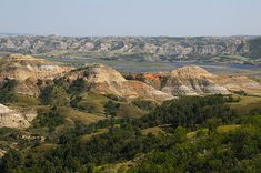 Little Missouri State Park, #NorthDakota