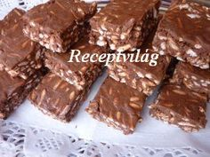 RECEPTVILÁG - Receptes oldal - receptek képekkel - G-Portál Food, Eten, Meals, Diet