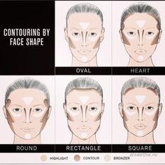 Контурирование лица - одна из самых популярных техник в макияже сегодня. Контурирование позволяет скорректировать форму лица, сделать лицо более выразительным и привлекательным. Сделать контурирование самостоятельно не так сложно как кажется. В этой статье речь пойдет о необходимой для контурирования косметике, кистях, а также на фото и видео примерах пошагово разберемся как сделать контурирование.