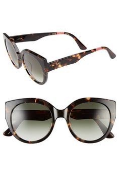 TOMS 'Luisa' 54mm Retro Sunglasses available at #Nordstrom